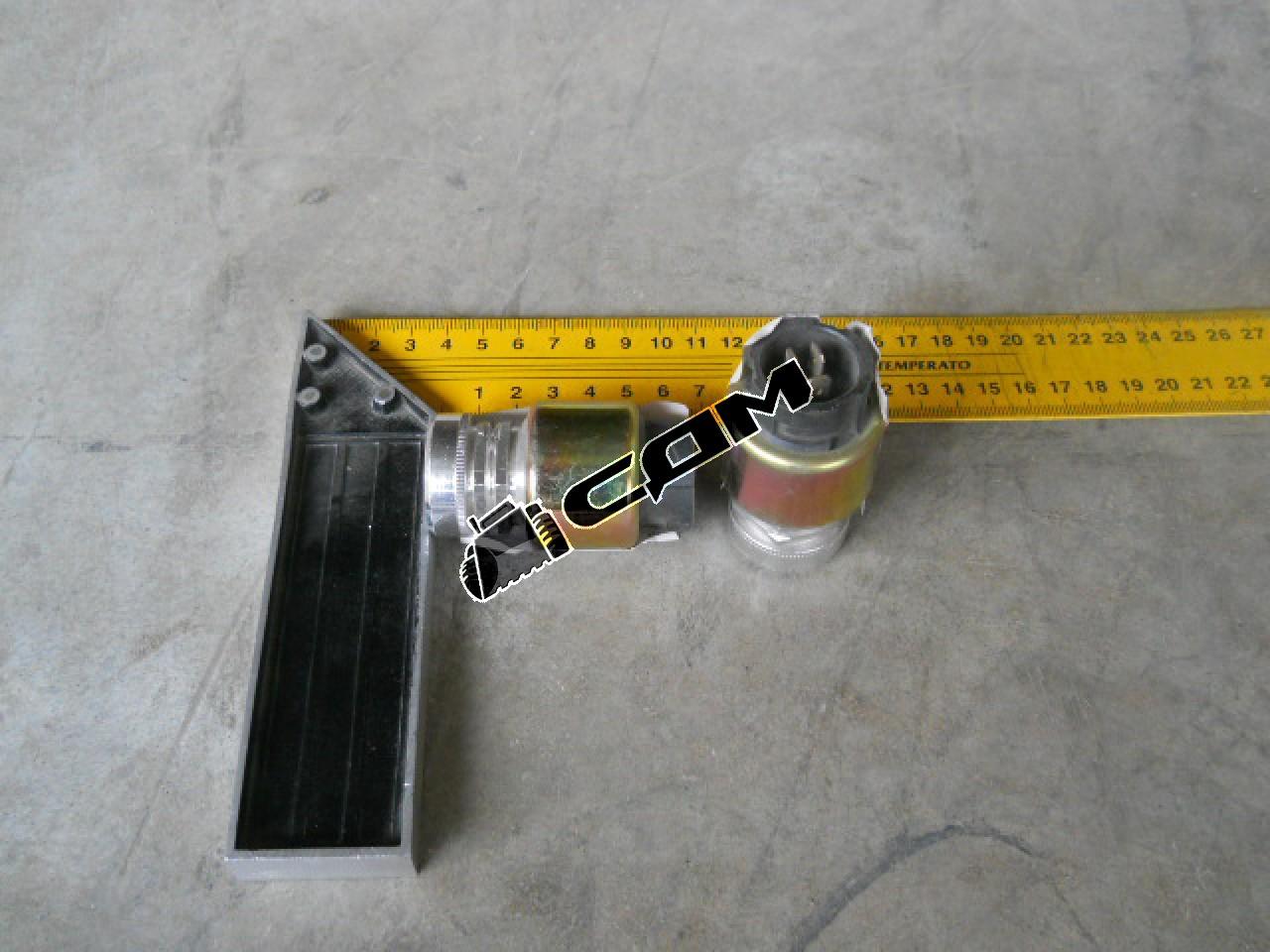 Датчик скорости (3-х контактный) HOWO  WG9100583056